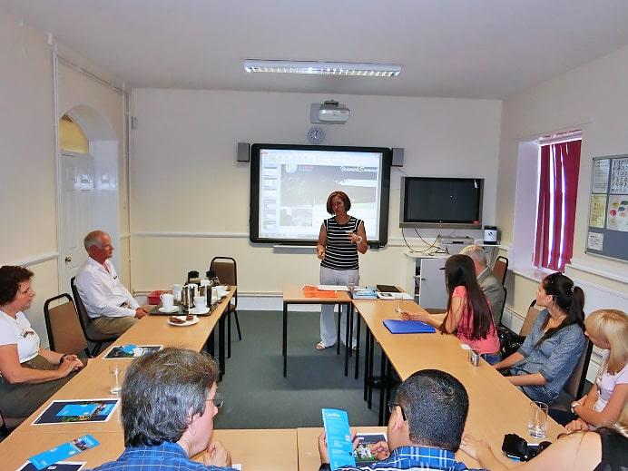 Escuela de inglés en Colchester   CESC Colchester English Study Centre 10