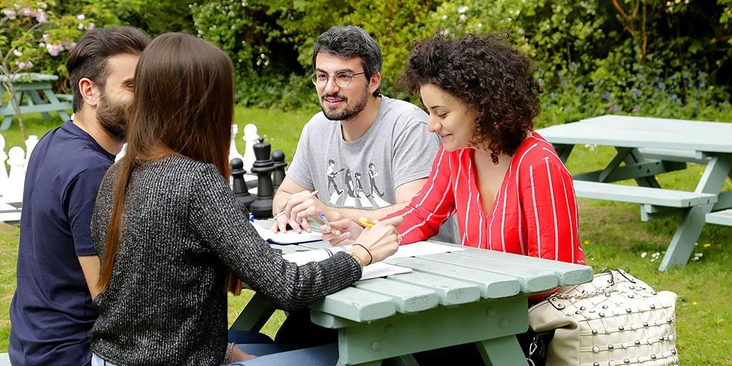 Escuela de inglés en Colchester   CESC Colchester English Study Centre 9