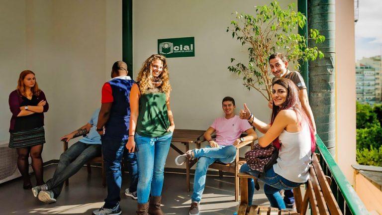 Escuela de portugués en Lisboa   CIAL Centro de Línguas Lisboa