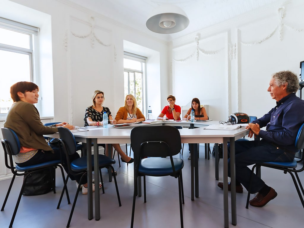 Escuela de portugués en Lisboa | CIAL Centro de Línguas Lisboa 6