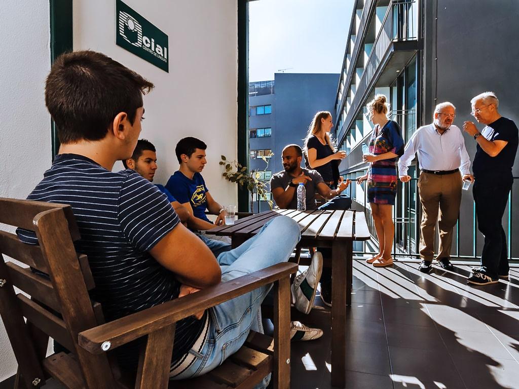 Escuela de portugués en Lisboa | CIAL Centro de Línguas Lisboa 7