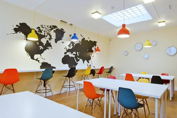 Alojamiento escuela de portugués CIAL Centro de Línguas Lisboa: Residencia de verano 4