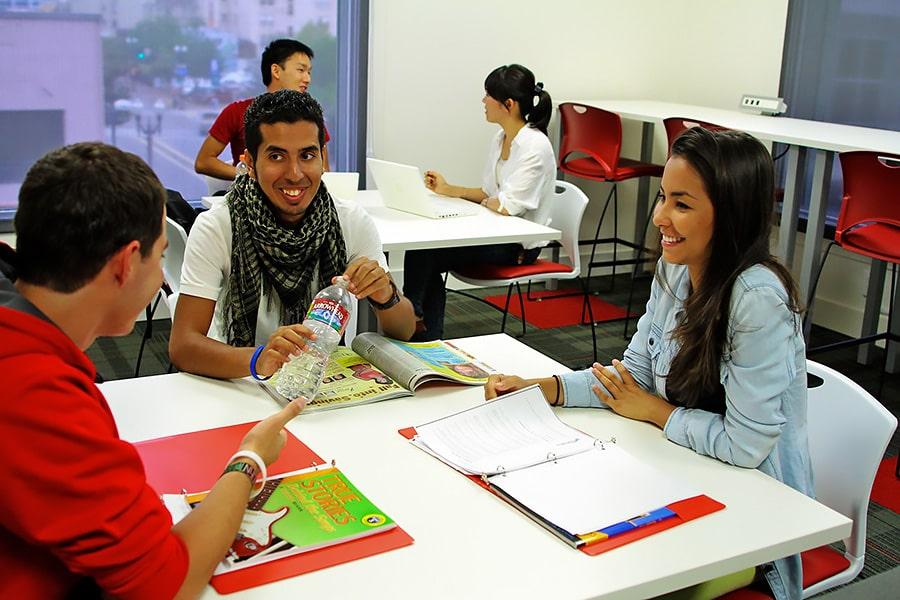 Escuela de inglés en San Diego   Converse International School of Languages San Diego 5