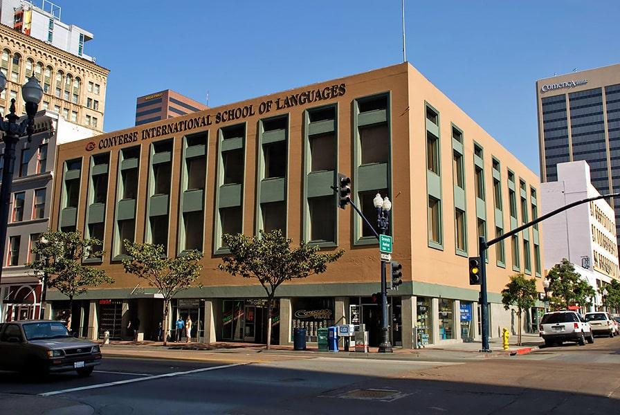Escuela de inglés en San Diego   Converse International School of Languages San Diego 6