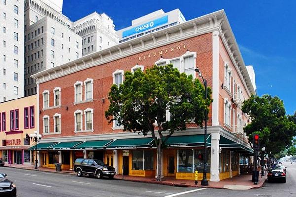 Alojamiento escuela de inglés CISL Converse San Diego: Vantaggio Gaslamp Apartments 3