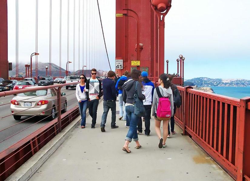 Escuela de inglés en San Francisco | Converse International School of Languages San Francisco 9