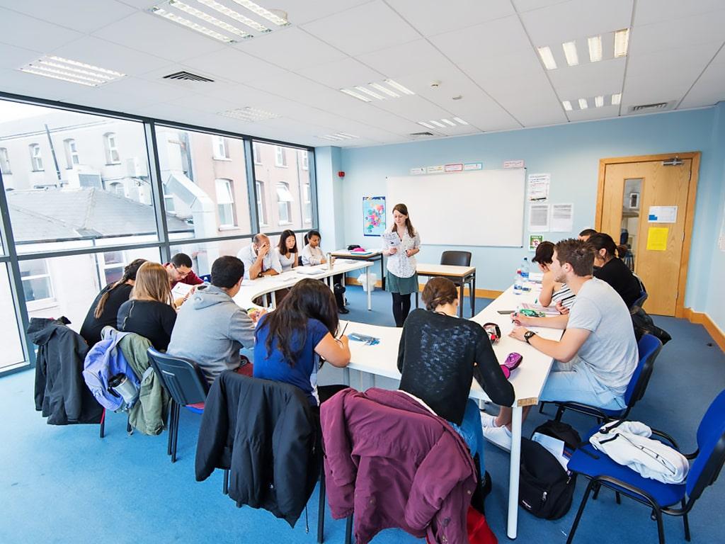 Escuela de inglés en Cork | Cork English Academy CEA 1
