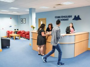 Escuela de inglés en Cork | Cork English Academy CEA 15