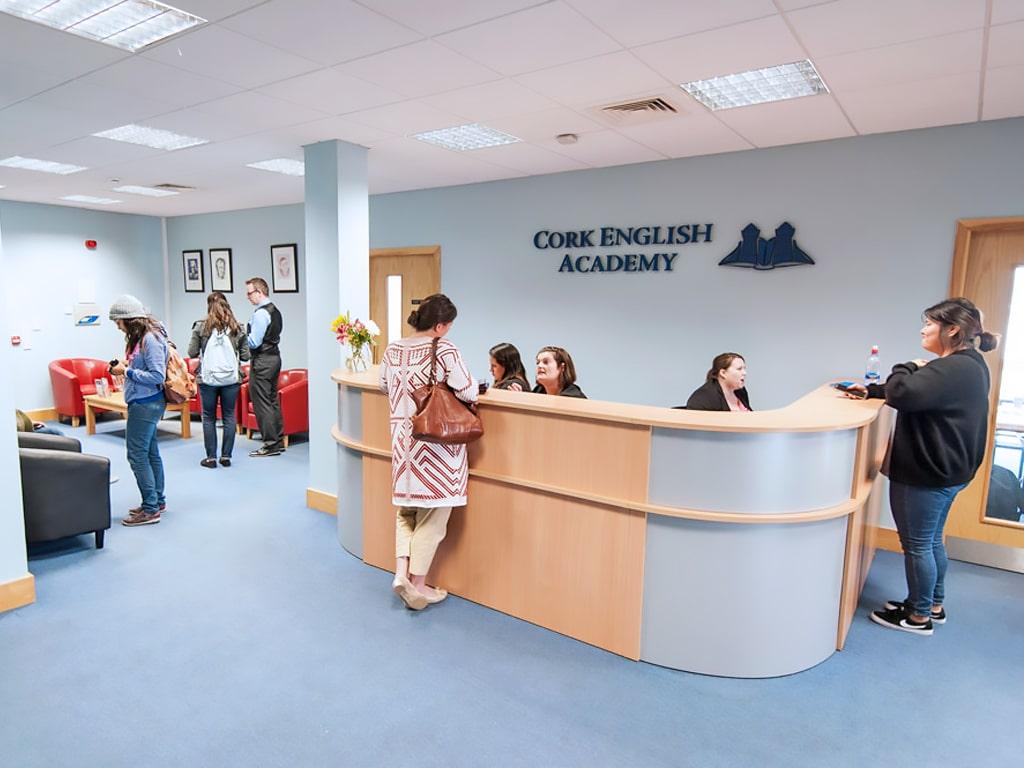 Escuela de inglés en Cork | Cork English Academy CEA 2