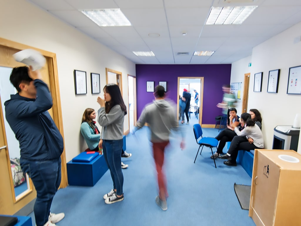Escuela de inglés en Cork | Cork English Academy CEA 3