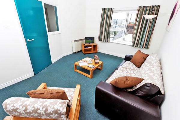 Alojamiento escuela de inglés Cork English Academy: Apartamentos Dean's Hall 1