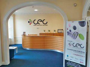 Escuela de inglés en Cork | CEC Cork English College 1