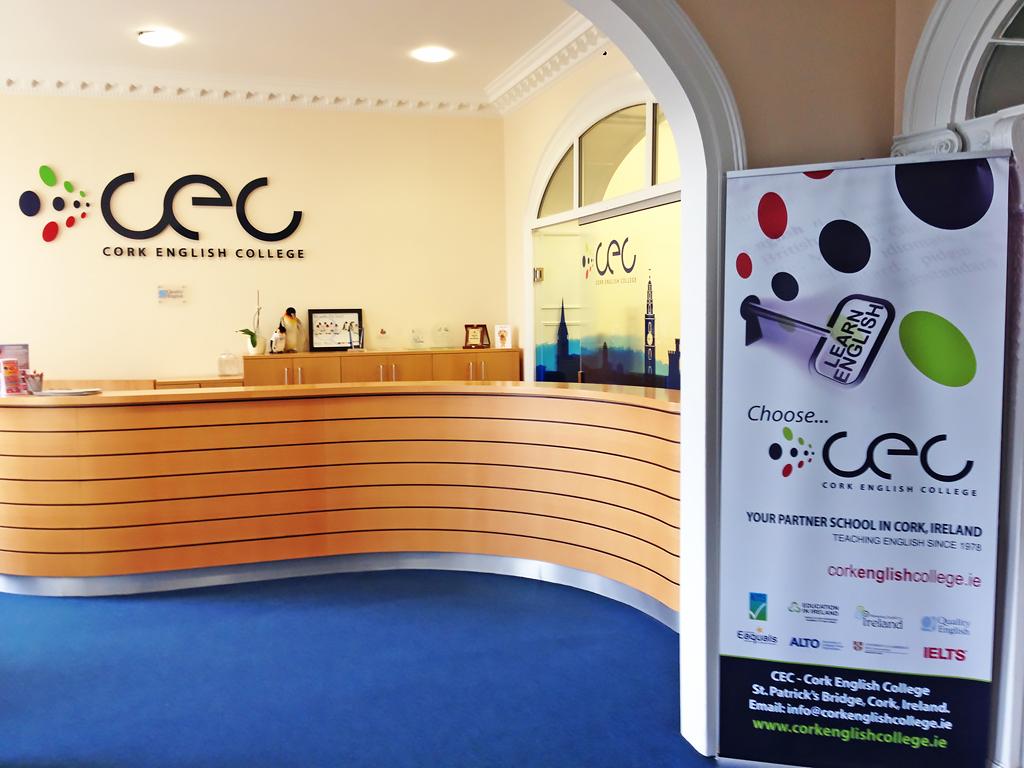 Escuela de inglés en Cork   CEC Cork English College 12