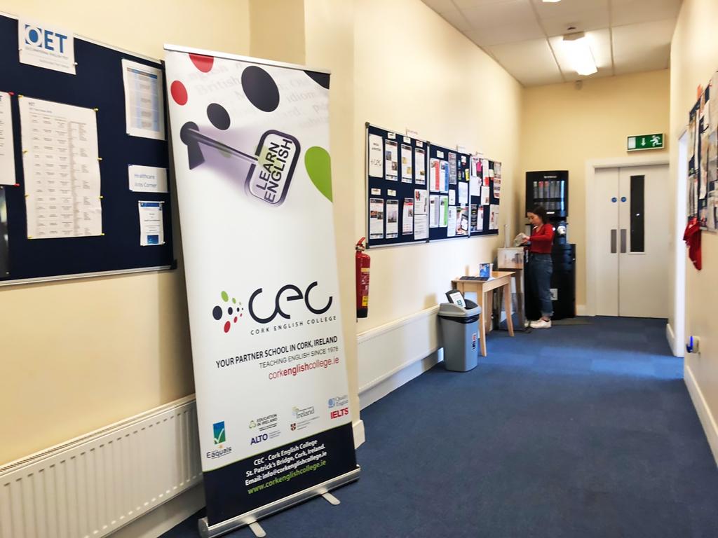Escuela de inglés en Cork   CEC Cork English College 15