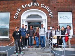 Escuela de inglés en Cork | CEC Cork English College 2