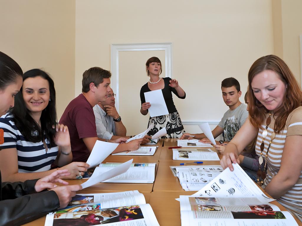 Escuela de inglés en Cork | CEC Cork English College 6