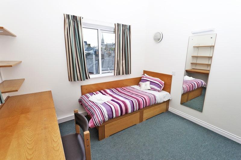 Alojamiento escuela de inglés Cork English College: Apartamento compartido de verano