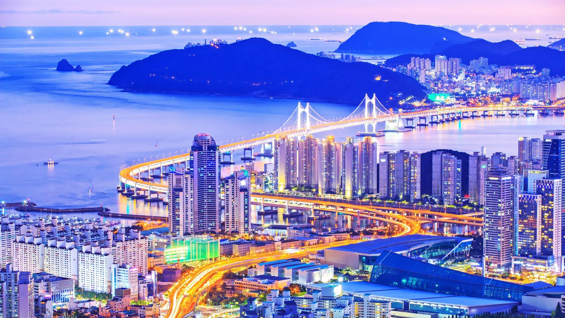 Cursos y escuelas de coreano en Busan