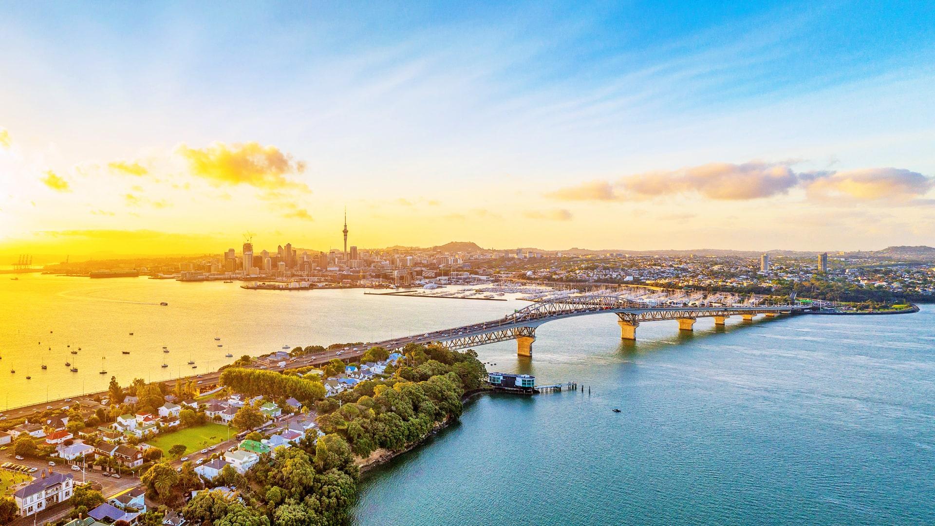 Cursos y escuelas de inglés en Auckland