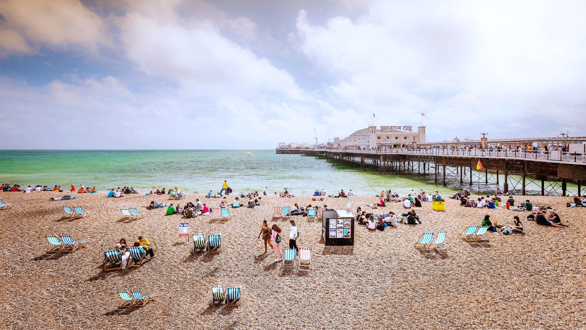 Estudiar inglés en Brighton
