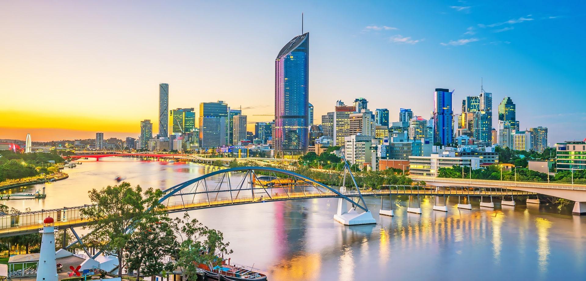 Cursos y escuelas de inglés en Brisbane