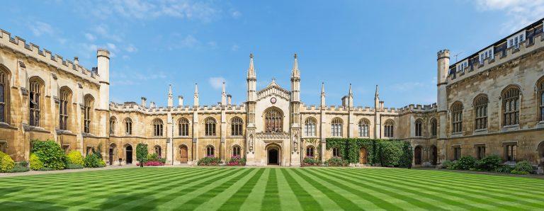 Cursos y escuelas de inglés en Cambridge