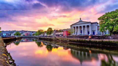 Cursos y escuelas de inglés en Cork
