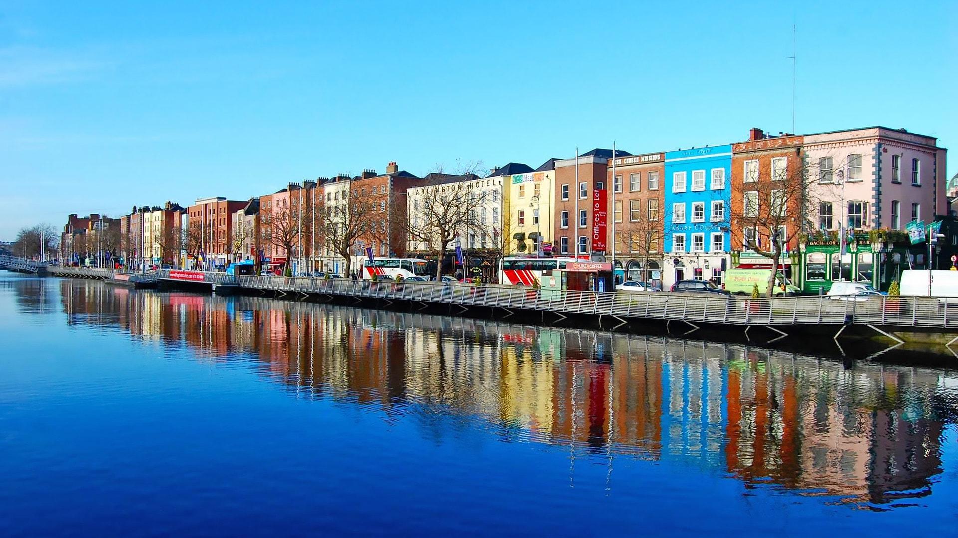 Cursos y escuelas de inglés en Dublín