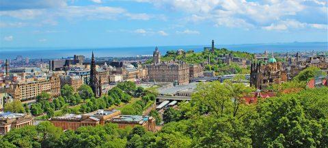 Cursos y escuelas de inglés en Edimburgo