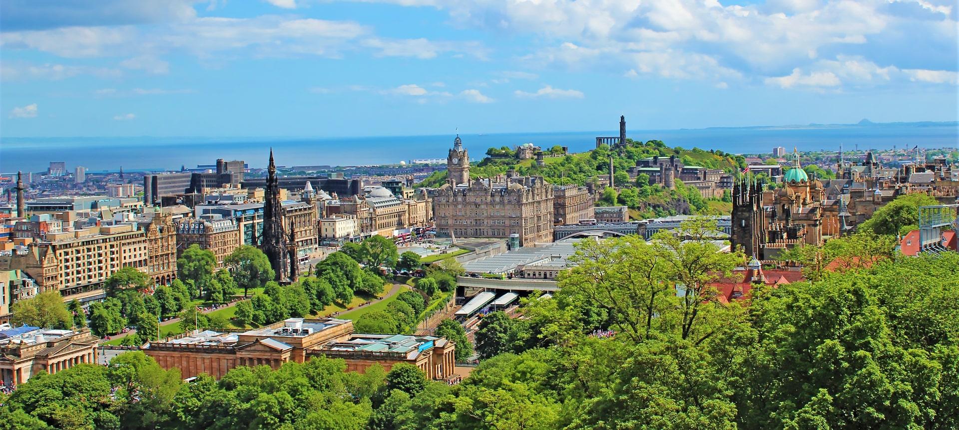 Cursos y escuelas de inglés Edimburgo