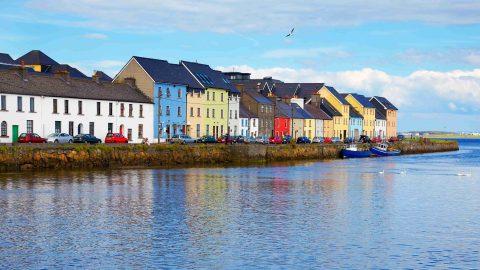 Cursos y escuelas de inglés en Galway