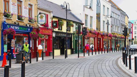 Cursos y escuelas de inglés en Killarney