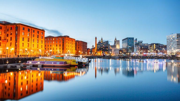 Cursos y escuelas de inglés en Liverpool