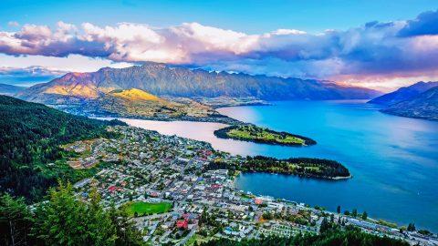 Cursos y escuelas de inglés en Nueva Zelanda