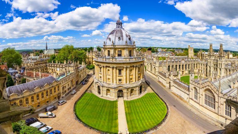 Cursos y escuelas de inglés en Oxford