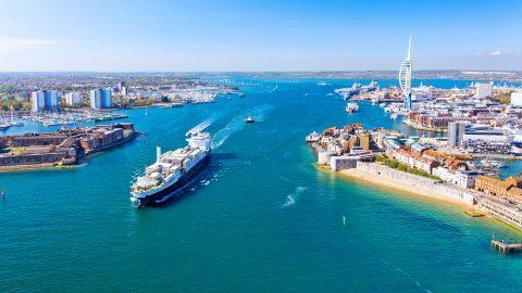 Cursos y escuelas de inglés en Portsmouth