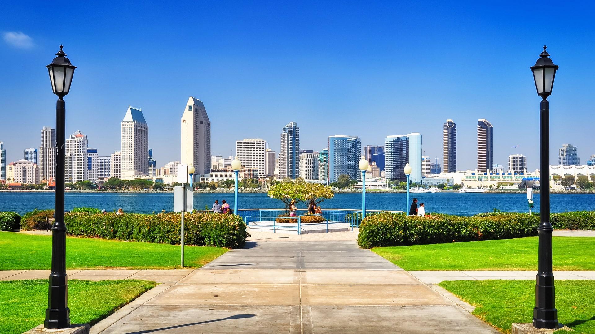 Cursos y escuelas de inglés en San Diego
