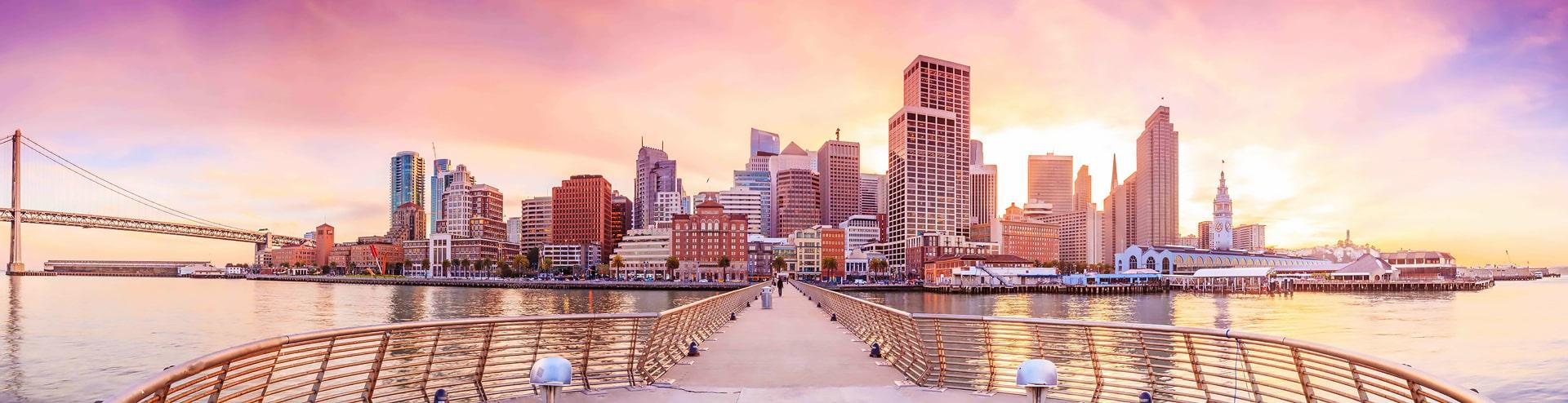 Cursos y escuelas de inglés en San Francisco