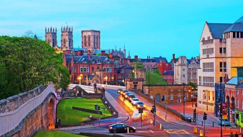 Cursos y escuelas de inglés en York