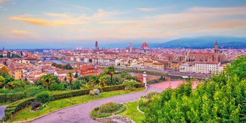 Cursos y escuelas de italiano en Florencia