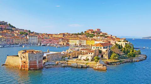 Cursos y escuelas de italiano en Isla de Elba