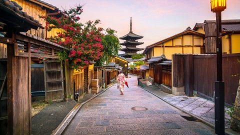 Cursos y escuelas de japonés en Kioto
