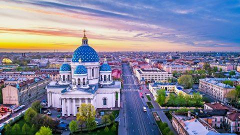 Cursos y escuelas de ruso en San Petersburgo