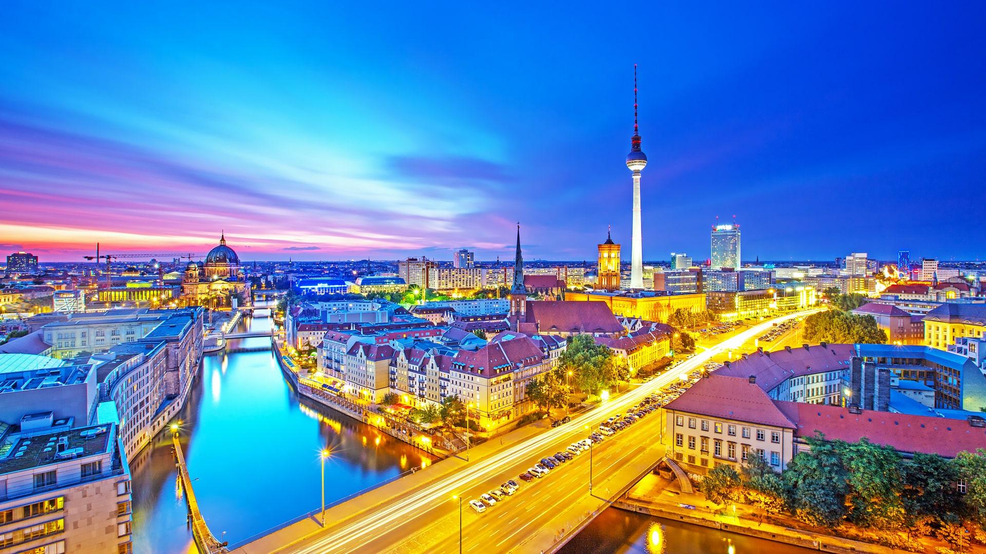 Cursos de alemán en Berlín