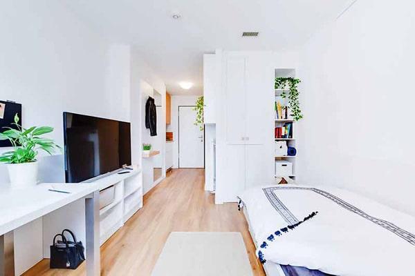 Alojamiento escuela de alemán DID Berlin: Student Residence 1