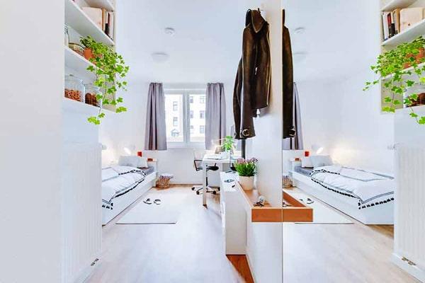 Alojamiento escuela de alemán DID Berlin: Student Residence 4