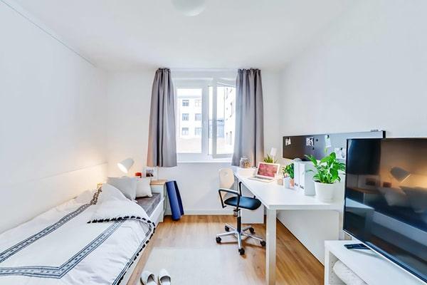 Alojamiento escuela de alemán DID Deutsch-Institut Berlin: Residencia de estudiantes 5