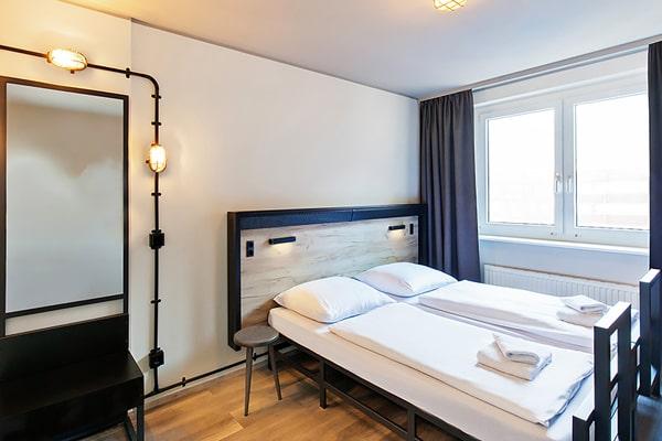 Alojamiento escuela de alemán DID Deutsch-Institut Berlin: Youth Hostel 3