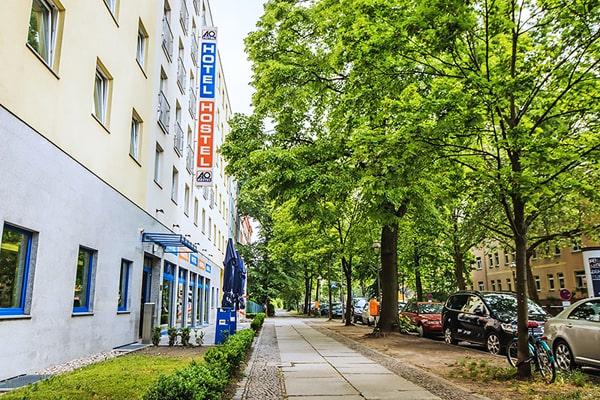 Alojamiento escuela de alemán DID Deutsch-Institut Berlin: Youth Hostel 5