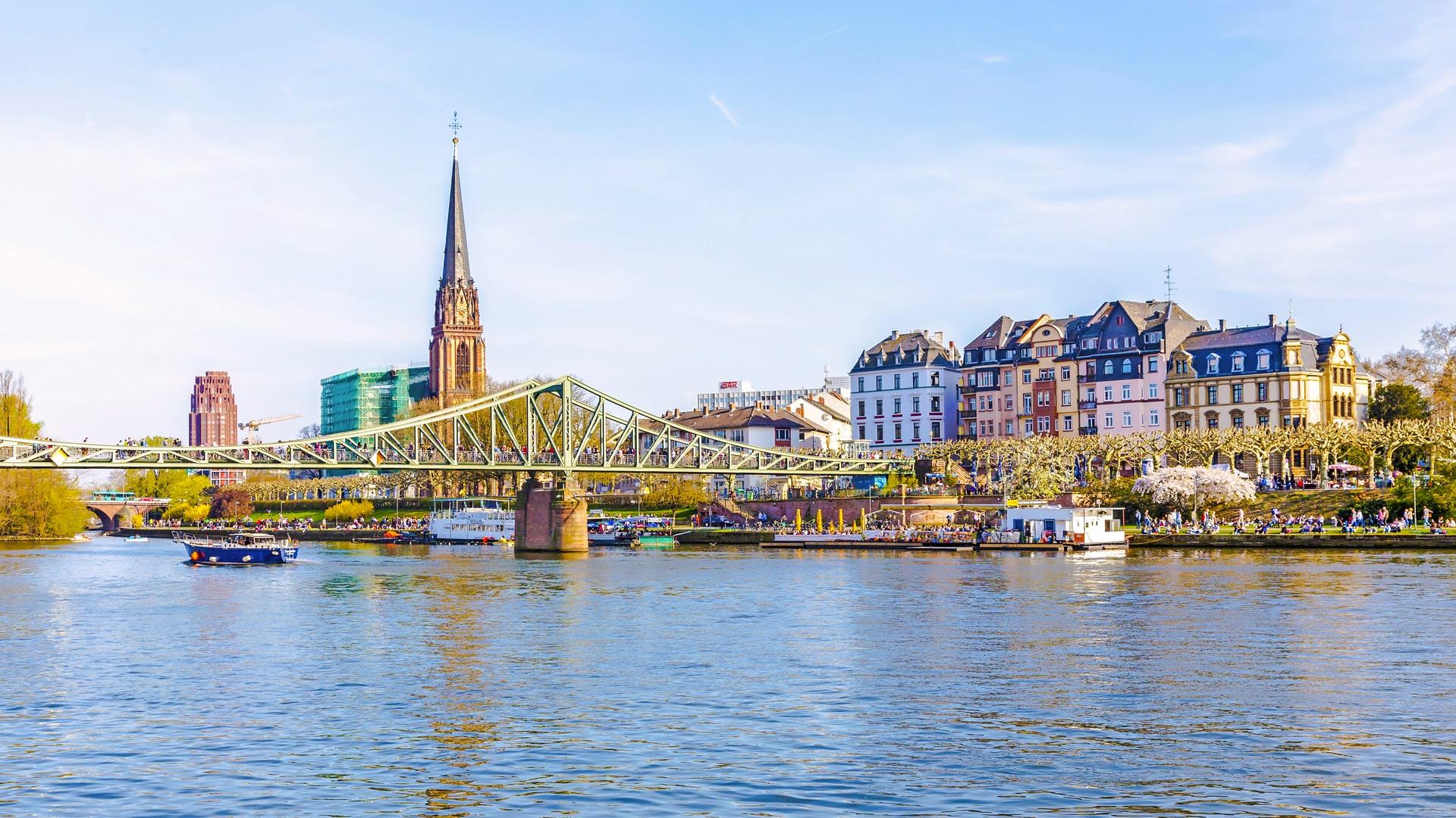 Escuela de alemán en Frankfurt | DID Deutsch-Institut Frankfurt